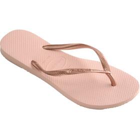 havaianas Slim Sandals Women red